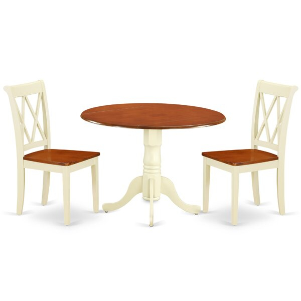 Design Capri 5 Piece Dining Setwooden Importers Wonderful In Lamotte 5 Piece Dining Sets (View 12 of 25)