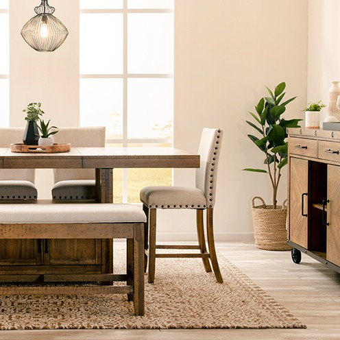 Dining Room | Bob's Discount Furniture | Bobs With Regard To Springfield 3 Piece Dining Sets (View 14 of 25)