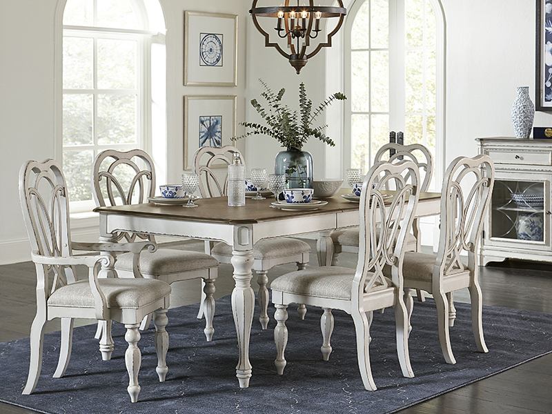 Dining Room For West Hill Family Table 3 Piece Dining Sets (View 13 of 25)