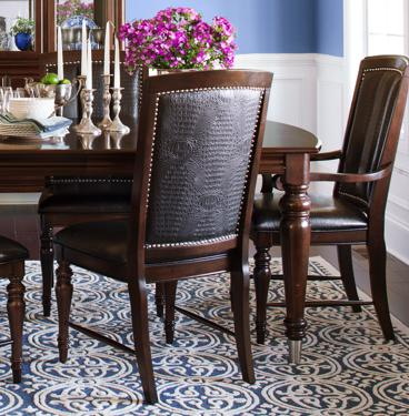 Dining Room Furniture | American Signature Furniture Regarding Amir 5 Piece Solid Wood Dining Sets (Set Of 5) (Image 9 of 25)