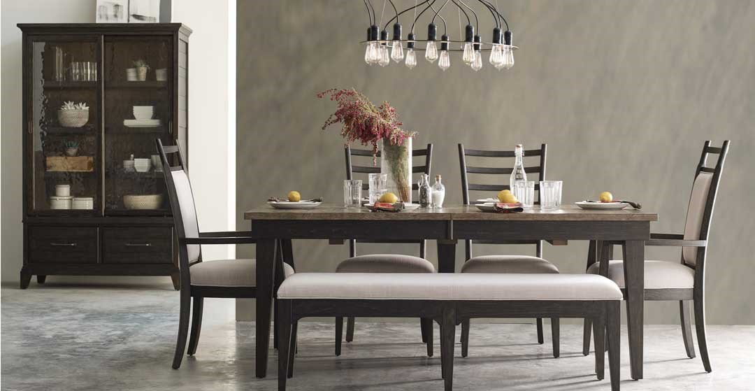 Dining Room Furniture | Becker Furniture World | Twin Cities inside Northwoods 3 Piece Dining Sets