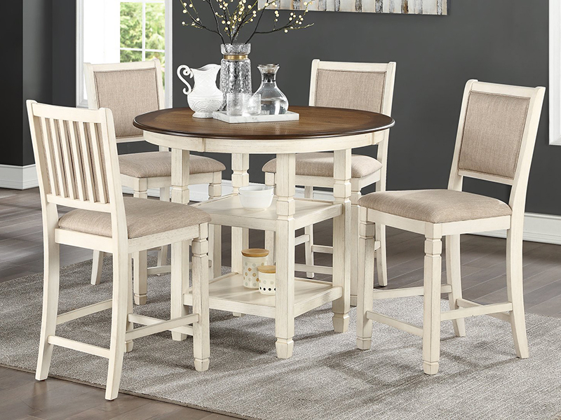 Dining Room Pertaining To West Hill Family Table 3 Piece Dining Sets (Image 11 of 25)