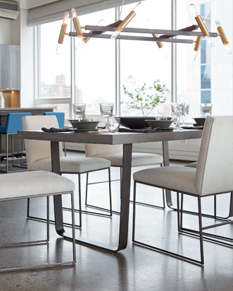 Dining Room Sets | Dining Room Furniture | Ethan Allen Regarding North Reading 5 Piece Dining Table Sets (View 4 of 25)