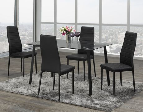 Dining Room Sets | Walmart Canada Pertaining To Ryker 3 Piece Dining Sets (View 25 of 25)