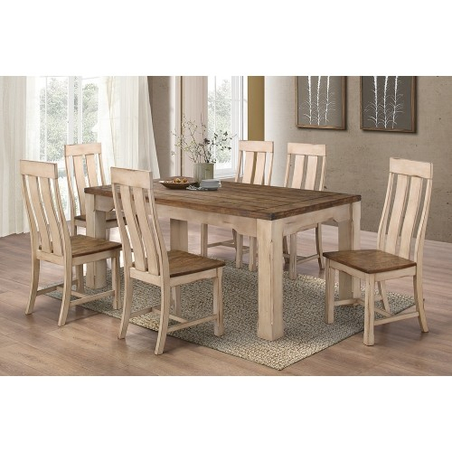 Dining Sets: Dining Tables & Chairs | Best Buy Canada Inside Adan 5 Piece Solid Wood Dining Sets (Set Of 5) (Image 13 of 25)