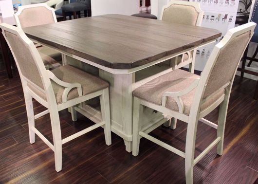 Dining Sets | Exclusive Furniture Inside Sheetz 3 Piece Counter Height Dining Sets (View 10 of 25)