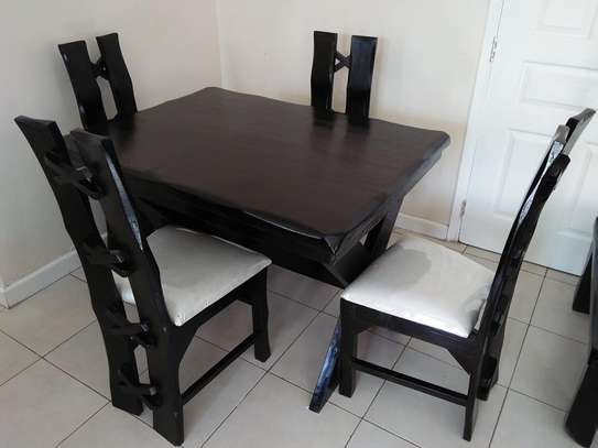 Dining Sets For Sale In Kenya | Pigiame Inside Ephraim 5 Piece Dining Sets (Image 4 of 25)