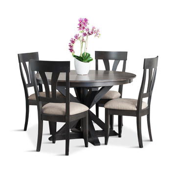 Dining Sets - Products | Gabberts Design Studio And Fine Furniture with regard to Bryson 5 Piece Dining Sets