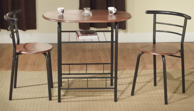 Dining Sets & Tables Up To 65% Off + Free Shipping – Prices Starting Pertaining To Middleport 5 Piece Dining Sets (Image 5 of 25)