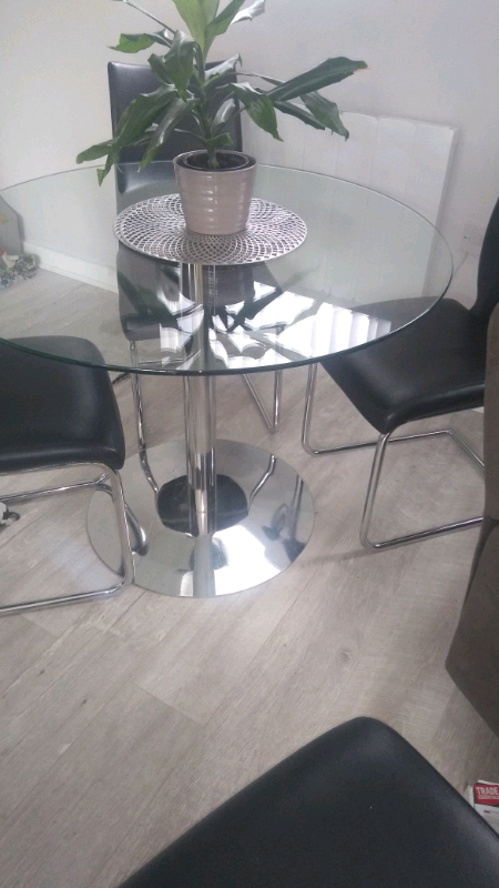 Dining Table, John Lewis | In Sheffield, South Yorkshire | Gumtree With John 4 Piece Dining Sets (View 25 of 25)