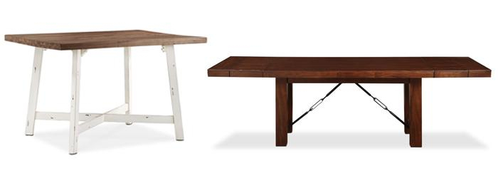 Dining Tables To Complete Your Kitchen | The Brick With Regard To Falmer 3 Piece Solid Wood Dining Sets (Image 9 of 25)