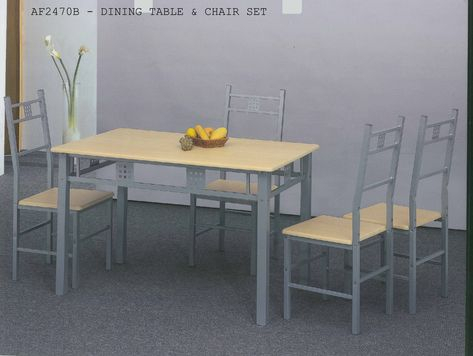 कुर्सी, Mdf फर्नीचर, भोजन फर्नीचर, भोजन Pertaining To Tarleton 5 Piece Dining Sets (View 5 of 25)