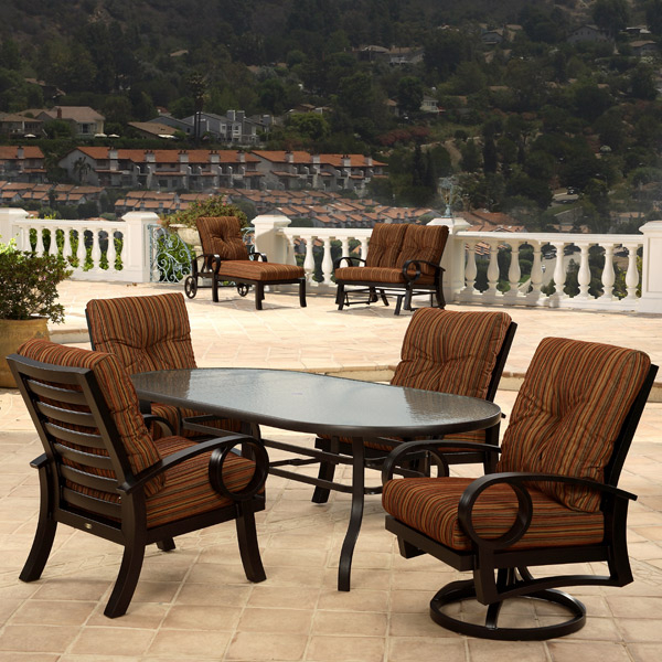 Eclipse Dining Set With Calla 5 Piece Dining Sets (Image 18 of 25)