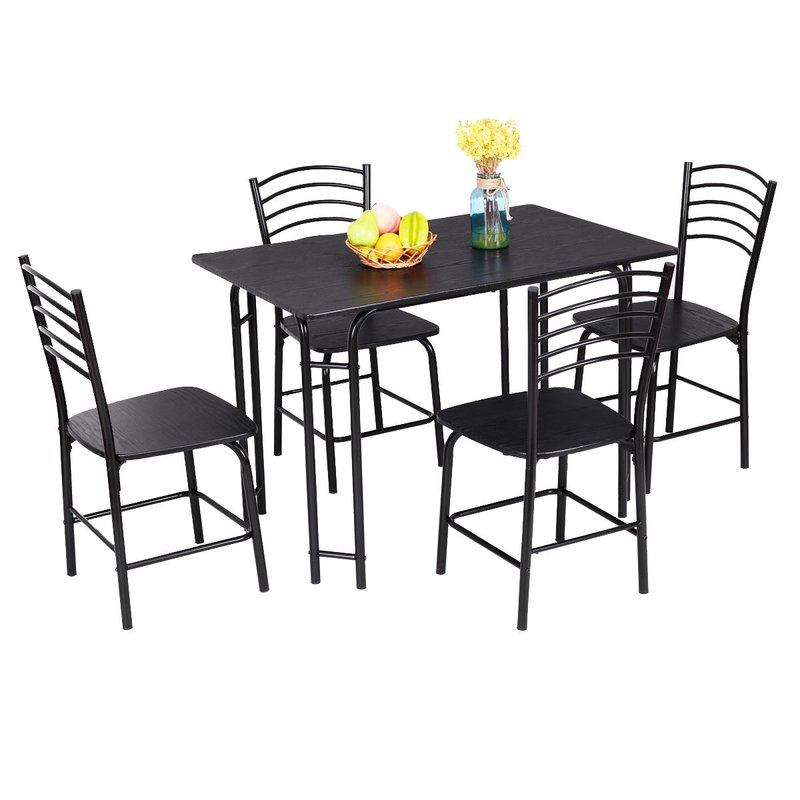 Featured Image of Ephraim 5 Piece Dining Sets