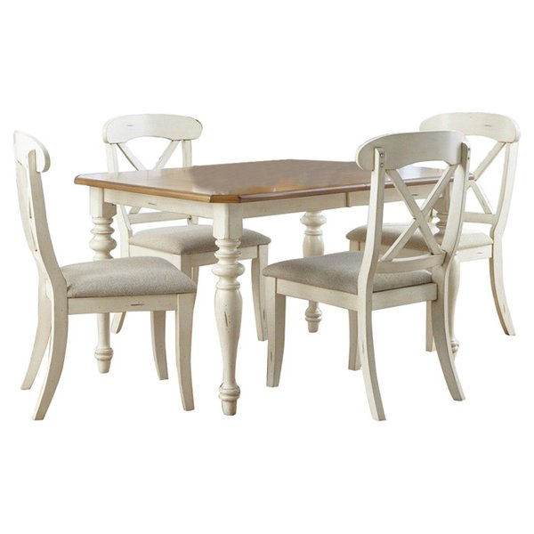Farmhouse & Rustic Dining Sets | Birch Lane In Sheetz 3 Piece Counter Height Dining Sets (View 16 of 25)