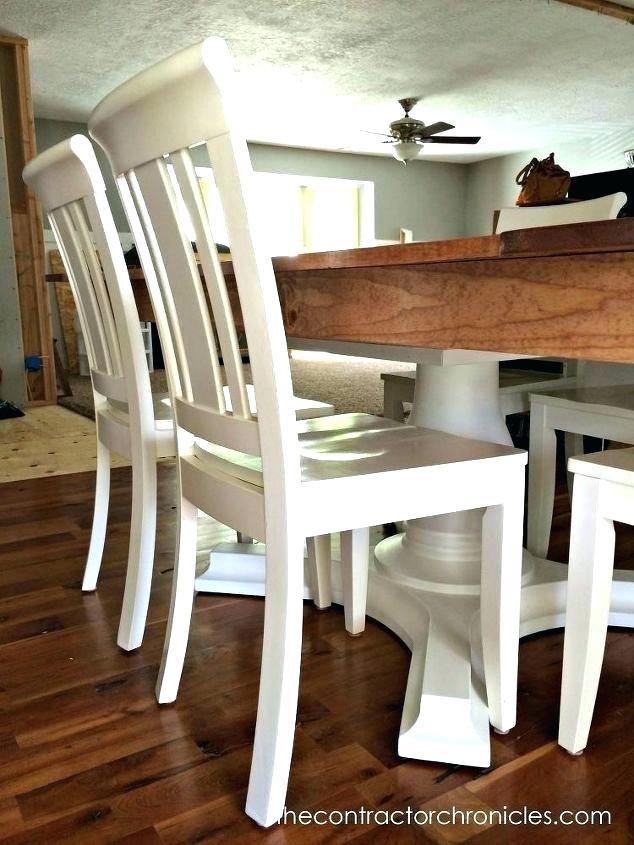 Farmhouse Table And Chairs Farm Kitchen For Sale Chair Plans Farmers With Regard To Falmer 3 Piece Solid Wood Dining Sets (Image 15 of 25)