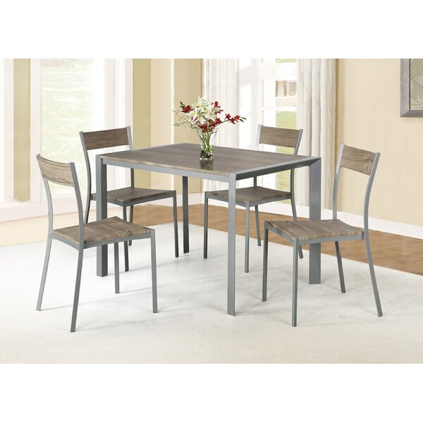 Find 5 Piece Dining Setac Pacific Wonderful | Kitchen & Dining Within Hood Canal 3 Piece Dining Sets (Image 11 of 25)