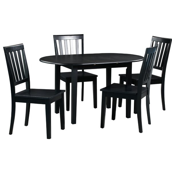 Find Etolin 6 Piece Extendable Dining Setloon Peak Great Reviews Pertaining To Baillie 3 Piece Dining Sets (View 16 of 25)