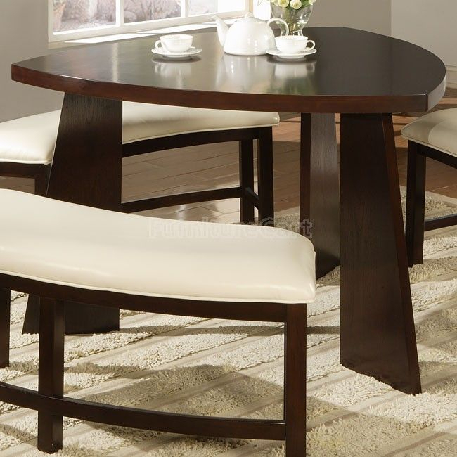 Friendship Circle Triangle Dining Table In 2019 | Walls, Floors, But For Castellanos Modern 5 Piece Counter Height Dining Sets (View 19 of 25)