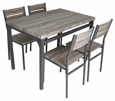 Gracie Oaks Autberry 5 Piece Dining Set – $239.99 | Picclick With Autberry 5 Piece Dining Sets (Photo 9 of 25)