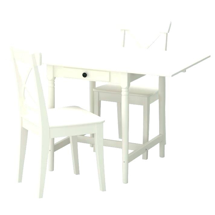 Gray Dining Room Furniture Finish Small Scale 3 Piece Set Chair Pads For Debby Small Space 3 Piece Dining Sets (Image 7 of 25)