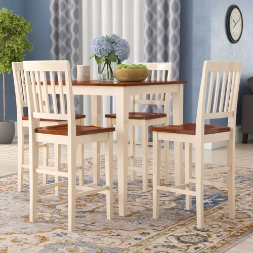 Handys Askern 3 Piece Counter Height Dining Set | Konga Online Shopping Pertaining To Askern 3 Piece Counter Height Dining Sets (Set Of 3) (View 6 of 25)