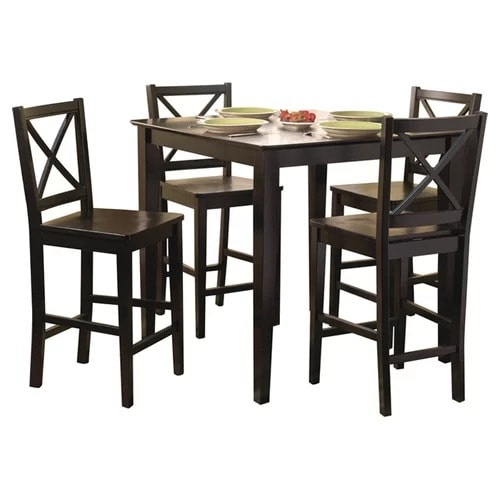 Handys Askern 3 Piece Counter Height Dining Set | Konga Online Shopping With Regard To Askern 3 Piece Counter Height Dining Sets (Set Of 3) (View 19 of 25)