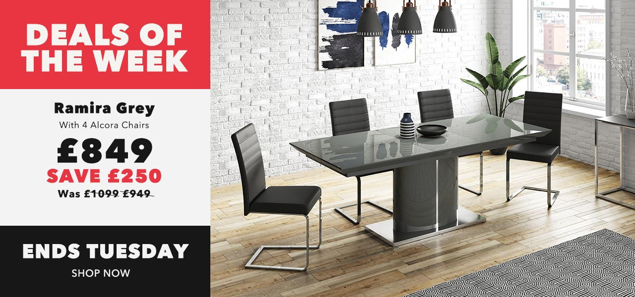 Harveys Furniture – Shop Sofas, Dining, Home Accessories & More for Chelmsford 3 Piece Dining Sets
