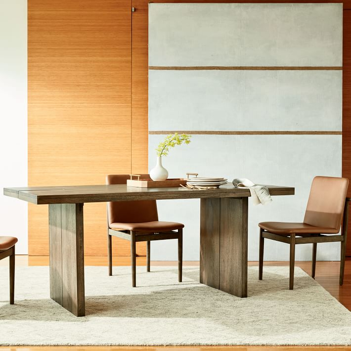 Hayden Dining Table | West Elm with regard to Hood Canal 3 Piece Dining Sets