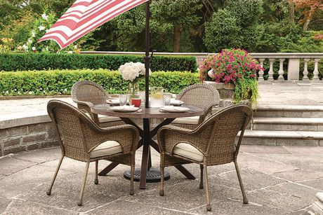 Hometrends Arya 5 Piece Dining Set Pertaining To Aria 5 Piece Dining Sets (Photo 20 of 25)