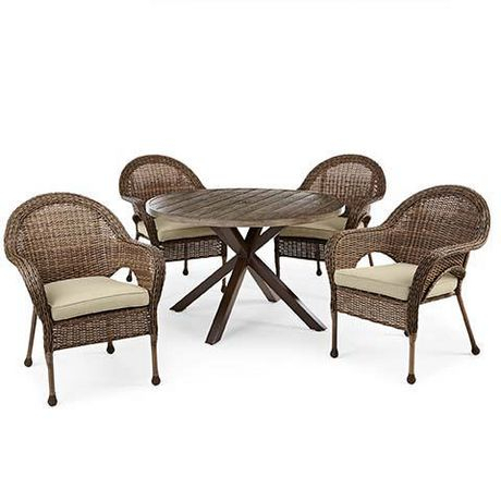 Hometrends Arya 5 Piece Dining Set Pertaining To Aria 5 Piece Dining Sets (Image 18 of 25)