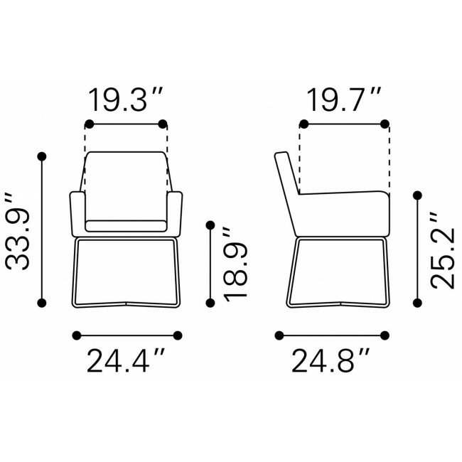 Honoria Arm Chair White In Ny & Nj : Chairs | Casaone Inside Honoria 3 Piece Dining Sets (View 18 of 25)