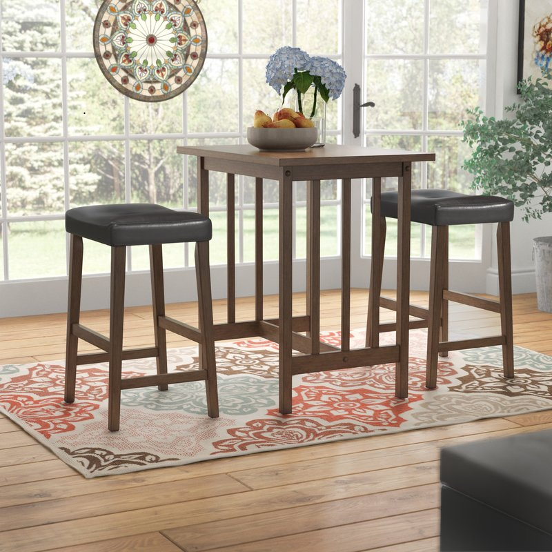Hood Canal 3 Piece Dining Set In Hood Canal 3 Piece Dining Sets (Photo 1 of 25)