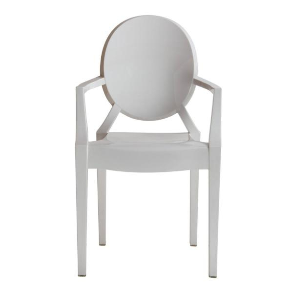 Isolde White Polycarbonate Chair For Isolde 3 Piece Dining Sets (View 14 of 25)