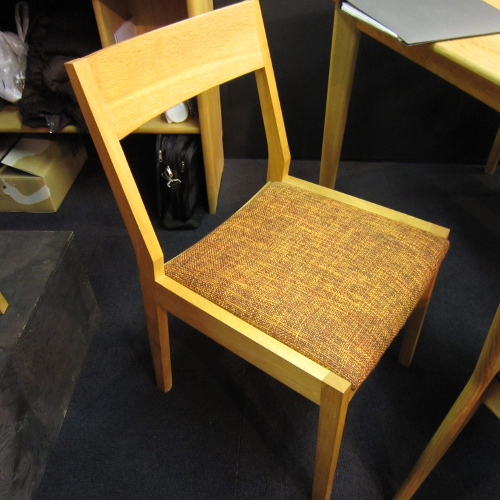 Joy Of The Dining Chair Mukai Oak Domestic Production Furniture regarding Mukai 5 Piece Dining Sets
