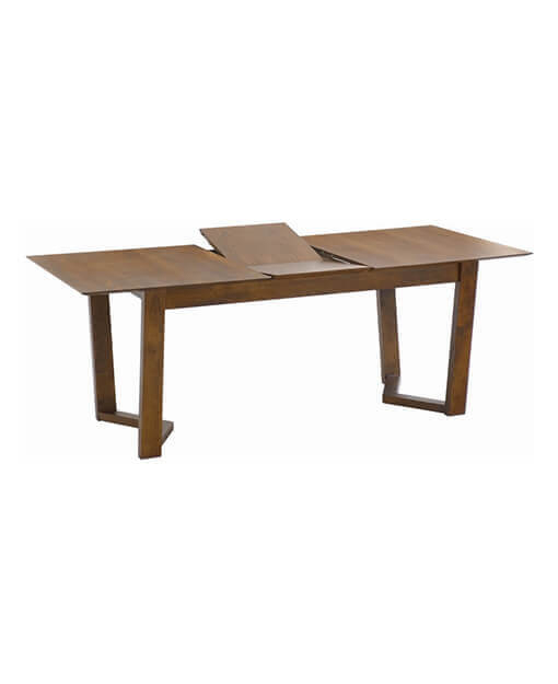 Kaelin Extendable Dining Table Cocoa Regarding Kaelin 5 Piece Dining Sets (View 24 of 25)