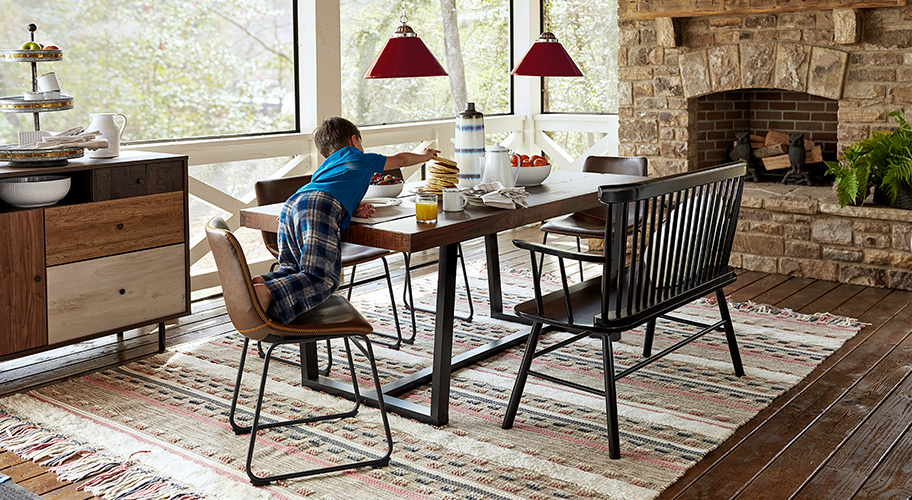 Kitchen & Dining Furniture – Walmart In Moorehead 3 Piece Counter Height Dining Sets (Image 9 of 25)