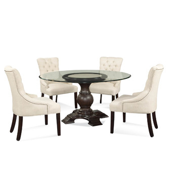 Kitchen & Dining Sets | Joss & Main Intended For Liles 5 Piece Breakfast Nook Dining Sets (Image 8 of 25)