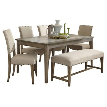 Kitchen & Dining Sets | Joss & Main With Regard To Liles 5 Piece Breakfast Nook Dining Sets (Photo 20 of 25)