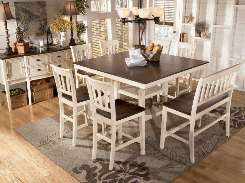 Kitchen Table Set Bar Height – Home Decor Photos Gallery Regarding Winsted 4 Piece Counter Height Dining Sets (Photo 21 of 25)