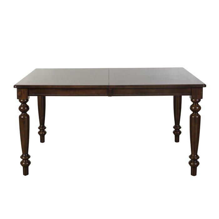 Laconia 7 Pieces Solid Wood Dining Set Regarding Laconia 7 Pieces Solid Wood Dining Sets (Set Of 7) (View 3 of 25)