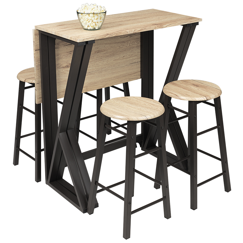 London Drugs Dining Set – 5 Piece Inside Aria 5 Piece Dining Sets (Image 21 of 25)