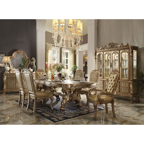 Looking For Sumiko 7 Pieces Extendable Dining Setastoria Grand Within Telauges 5 Piece Dining Sets (View 18 of 25)