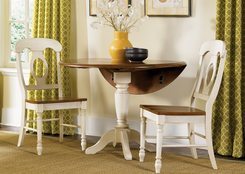 Low Country Napoleon Chair 3 Piece Dining Set In Linen Sand With Suntan Bronze Finishliberty Furniture – 79 C5500S 3 Throughout 3 Piece Dining Sets (View 13 of 25)
