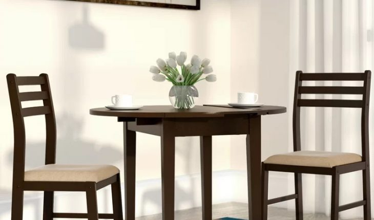 Lynbrook 3 Piece Dining Setandover Mills Review – Furnitures Mania With Regard To Bryson 5 Piece Dining Sets (View 16 of 25)