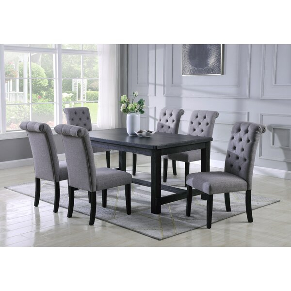 Mercedes 5 Piece Dining Setworld Menagerie 2019 Coupon | Kitchen Regarding Partin 3 Piece Dining Sets (Image 12 of 25)