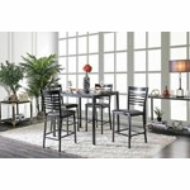 Mitchell 5 Piece Dining Set Regarding Reinert 5 Piece Dining Sets (View 8 of 25)