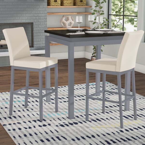 Modern Girard 7 Piece Dining Setwade Logan Today Sale Only Pertaining To Wallflower 3 Piece Dining Sets (View 10 of 25)