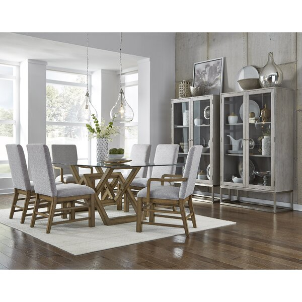 Modern Hagerstown 5 Piece Dining Setalcott Hill No Copoun Throughout Shepparton Vintage 3 Piece Dining Sets (Image 14 of 25)
