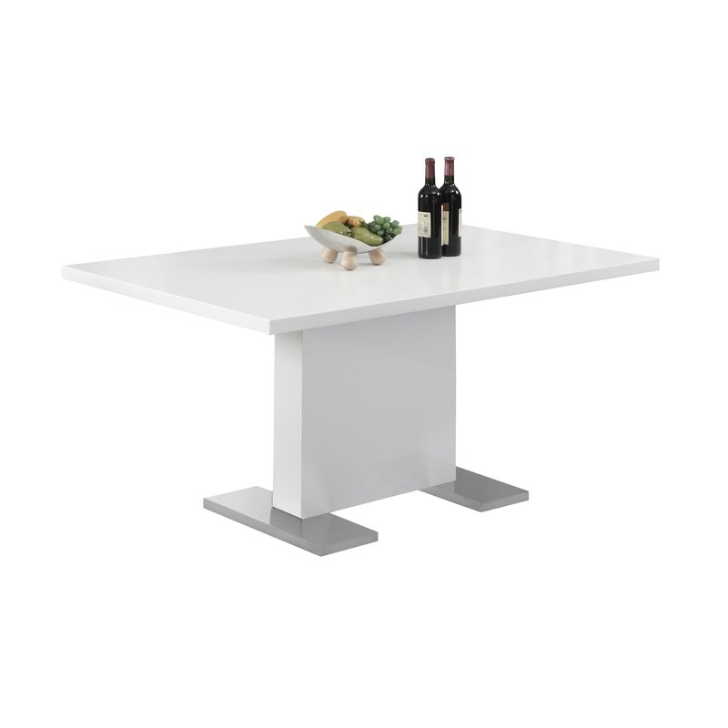 Moorhead Dining Table Pertaining To Moorehead 3 Piece Counter Height Dining Sets (Image 21 of 25)